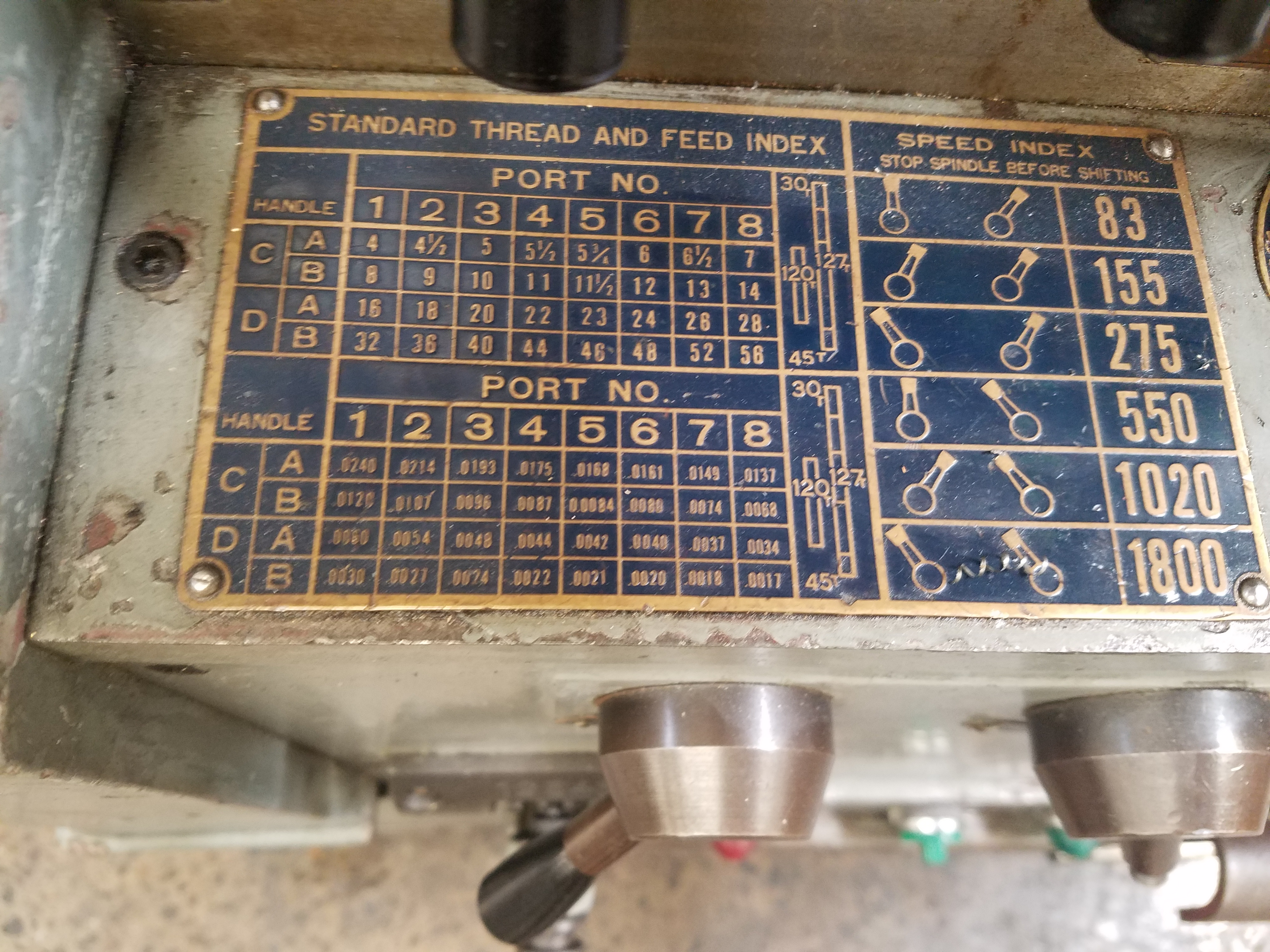 "Lot 95 - CADILLAC LATHE, MODEL 14286, 14"" X 40"", S/N 057467"