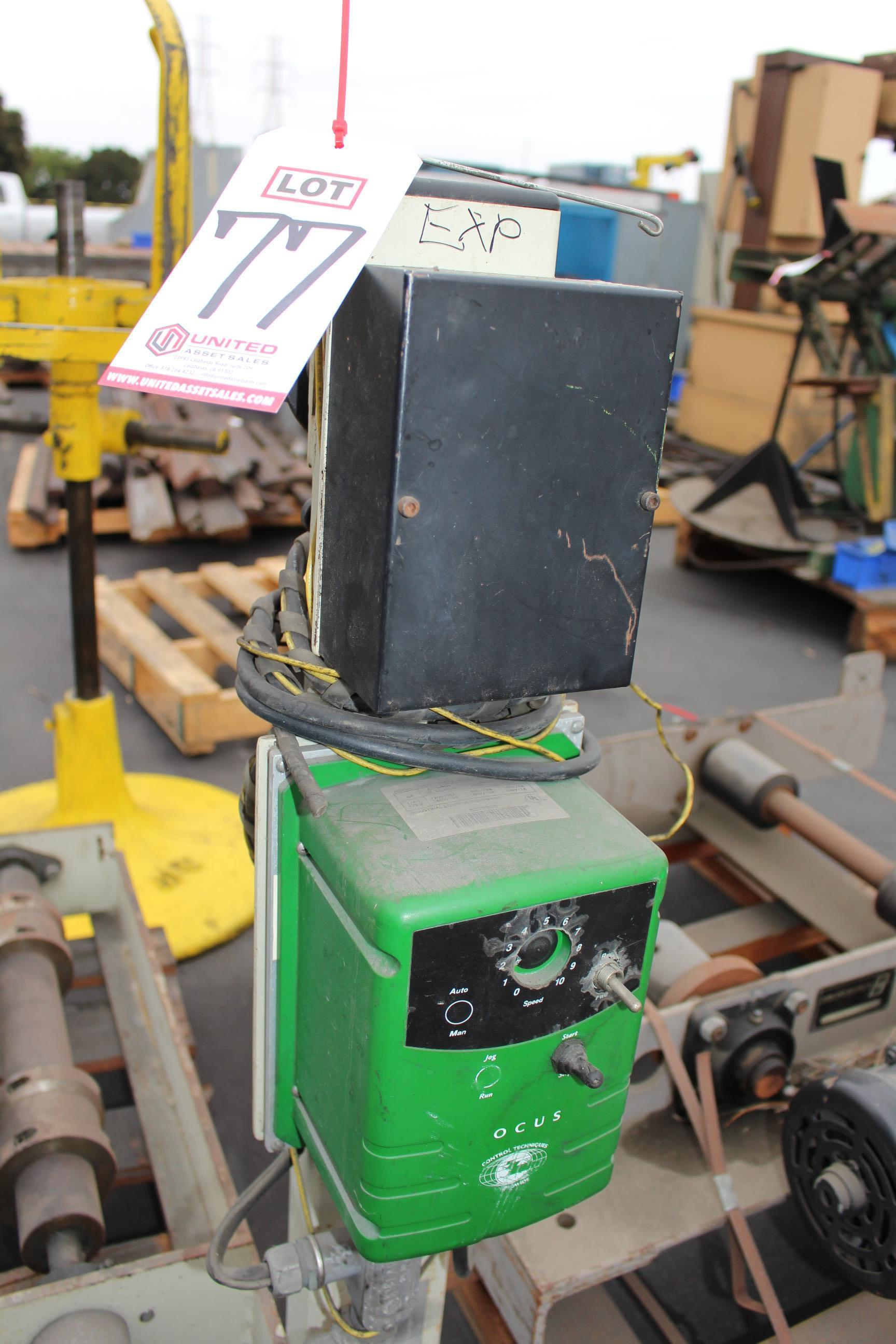 Lot 77 - COILMATE FEEDER