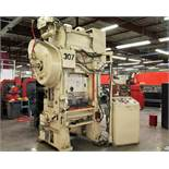 "MINSTER MODEL PM2-30-30 HIGH SPEED PUNCH PRESS, 30 TON CAPACITY, 30"" X 20"" BOLSTER, 0-1,000 SPM, 1-"