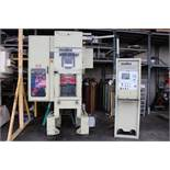 "MABU MODEL VS250/RC11/VG DOUBLE COLUMN PUNCH PRESS, 25 TON CAPACITY, 15"" X 15"" BOLSTER, 80-600"