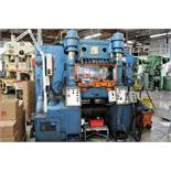 BRUDERER MODEL BSTA-60H HIGH SPEED STAMPING PRESS, 60-TON, DIE PRO 1500 WINTRISS DIE PROTECTION, 4