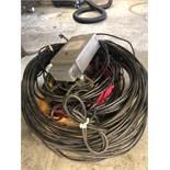 Box of scrap wire