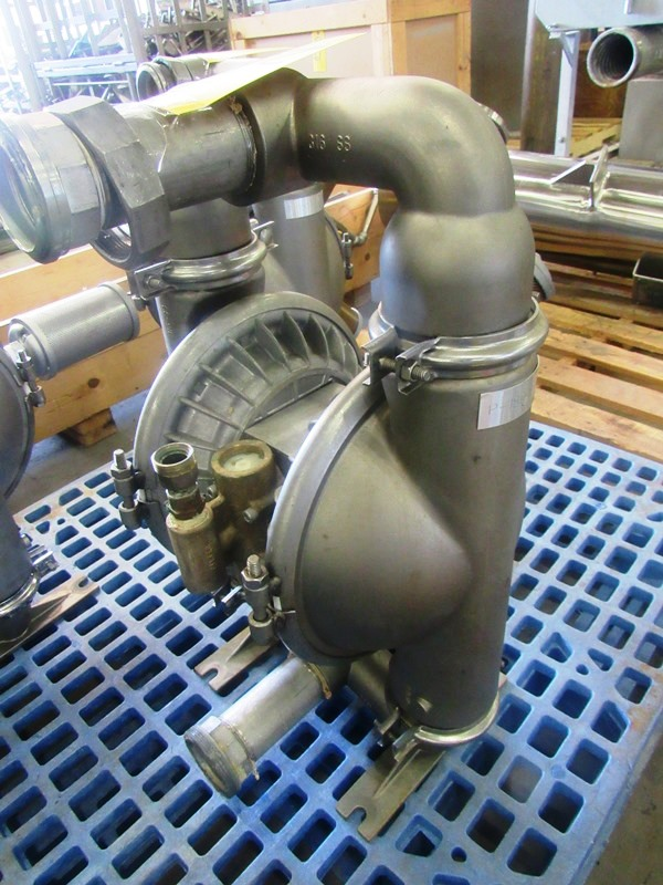 "Lot 20 - Wilden 2"" Air Operated Diaphragm Pump"