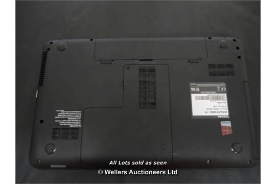 Toshiba Satellite C850 11f 320gb Hard Drive 2gb Ram Amd E1 1200 Apu With Radeon Hd Graphics