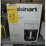 CUISINART COFFEE MAKERS DCC-2600FR