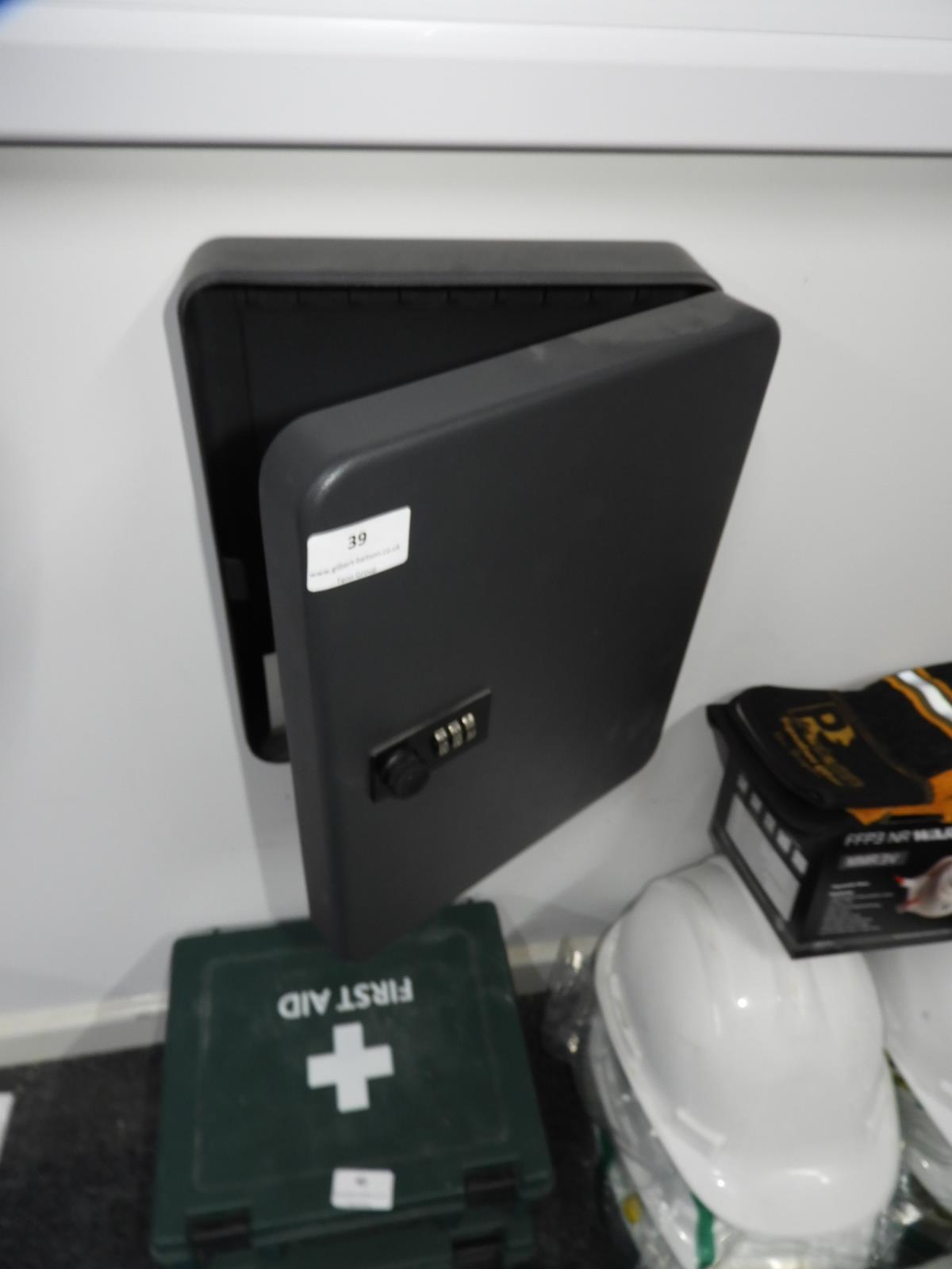 Lot 39 - *Combination Key Safe