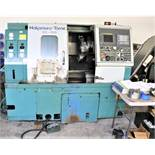 Nakamura SC-150 2-Axis CNC Lathe, S/N SC151007, New 2002