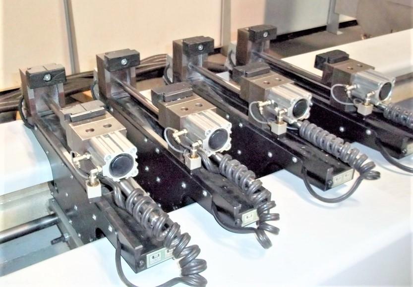 Lot 45 - 24' Fom Industries Prestige 80 CNC 4-Axis Aluminum & Steel Profile Mill, S/N A0200006, New 2007