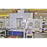"""40""""x40"""" Pallets Milltronics TT40 CNC Vertical Machining Center, New 2010, S/N 10587"""