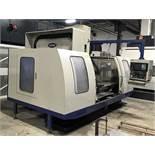 "63""x30"" Mighty Viper VMC 1500AG/HV-70A CNC Vertical Machining Center, 50 Taper, S/N 2755"