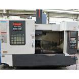 MAZAK NEXUS 510C CNC HORIZONTAL MACHINING CENTER, S/N 172982, NEW 2005