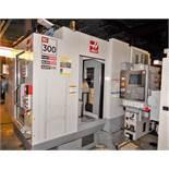 "12""x12"" Haas EC-300 CNC 4-Axis Horizontal Machining Center, S/N 58580, New 2005"