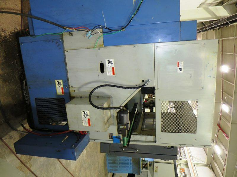 Lot 29 - Takamaz XD-101 CNC Twin Spindle Turning Center w/Gantry Loading System, S/N 300445, New 2006