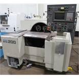 Kitako MT4-200 4 Spindle CNC Horizontal Turning Center Chucking Lathe, S/N 103-75532
