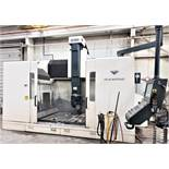 Parpas Diamond 5-Axis Large Format Vertical Machining Center, S/N 3089609, New 2003