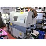 20mm Star Ecas-20 CNC Swiss Type Sliding Headstock Turning Center, S/N 0315(028), New 2005