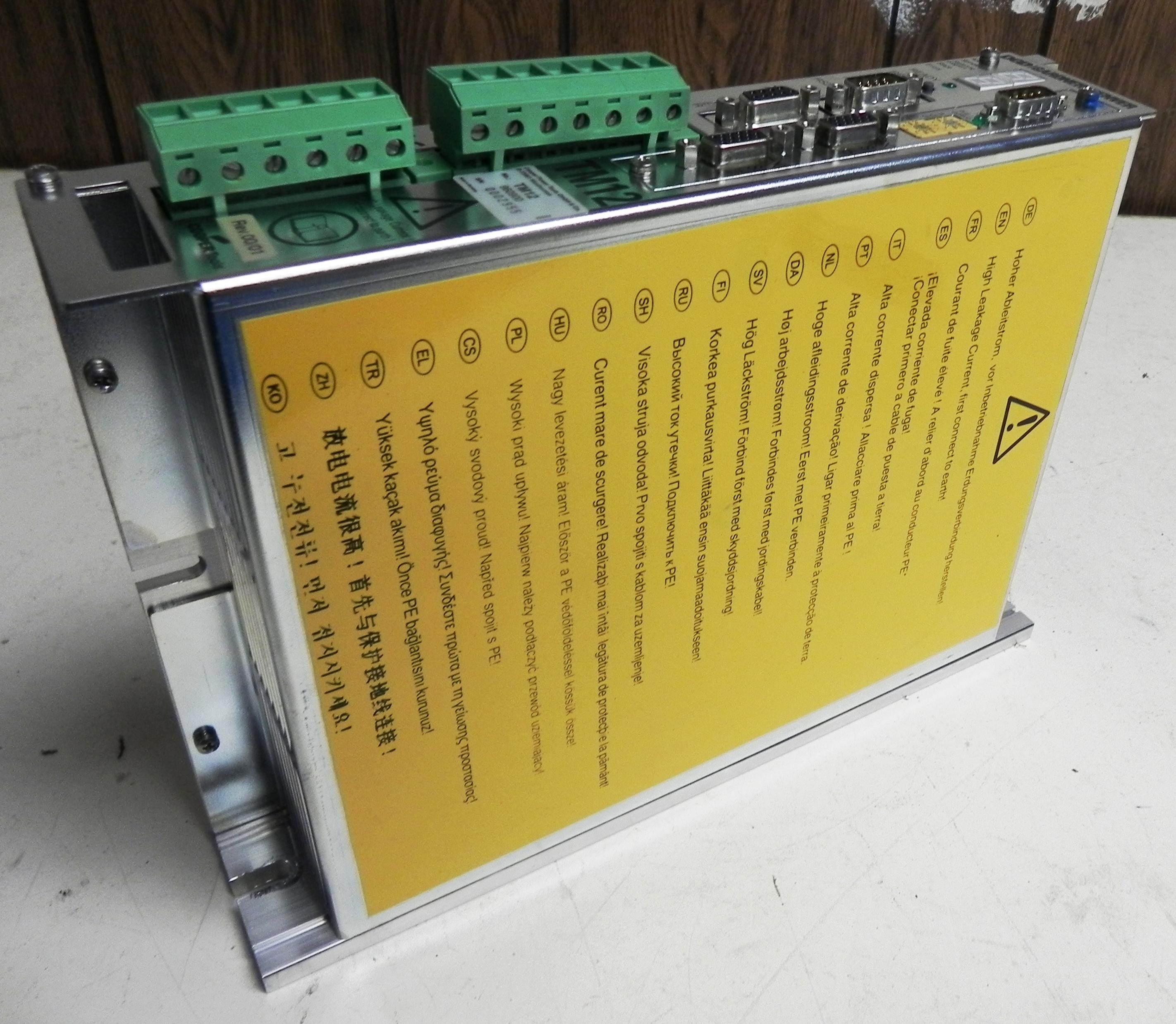 Lot 28 - Gardner Denver TM12 960900 Tightening Module
