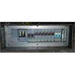 Lot 63 - Lot of 10 - Cutler Hammer Distribution Panel: (2)250A, (2)200A, (3)60A, (3)30A