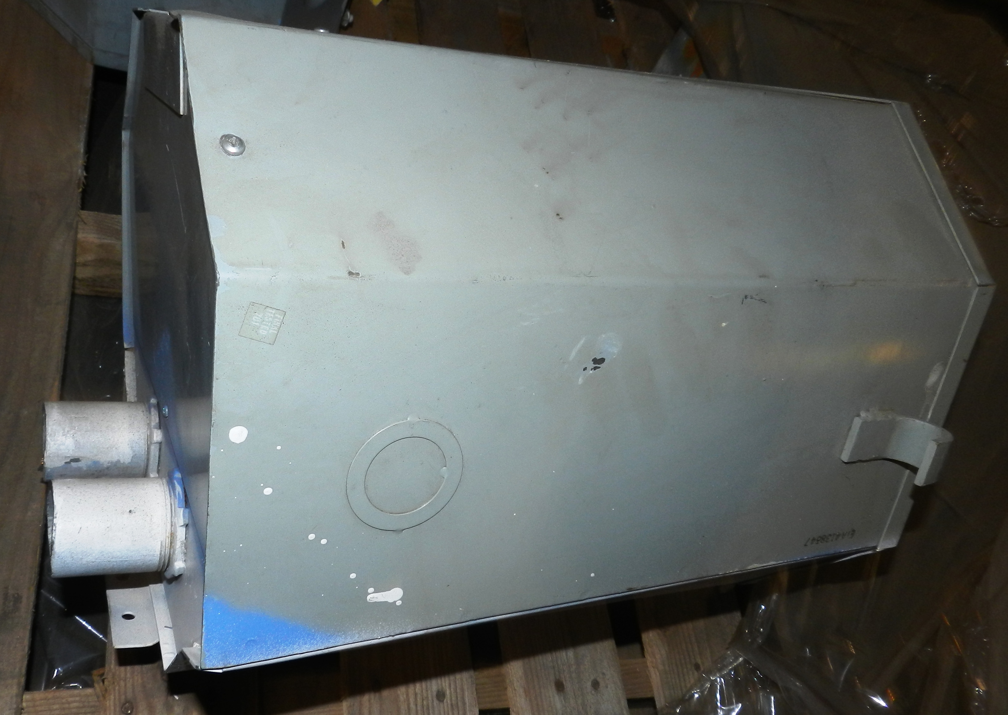 Lot 49 - Acme 25 KVA 1 Phase Transformer T-2-53618-1S