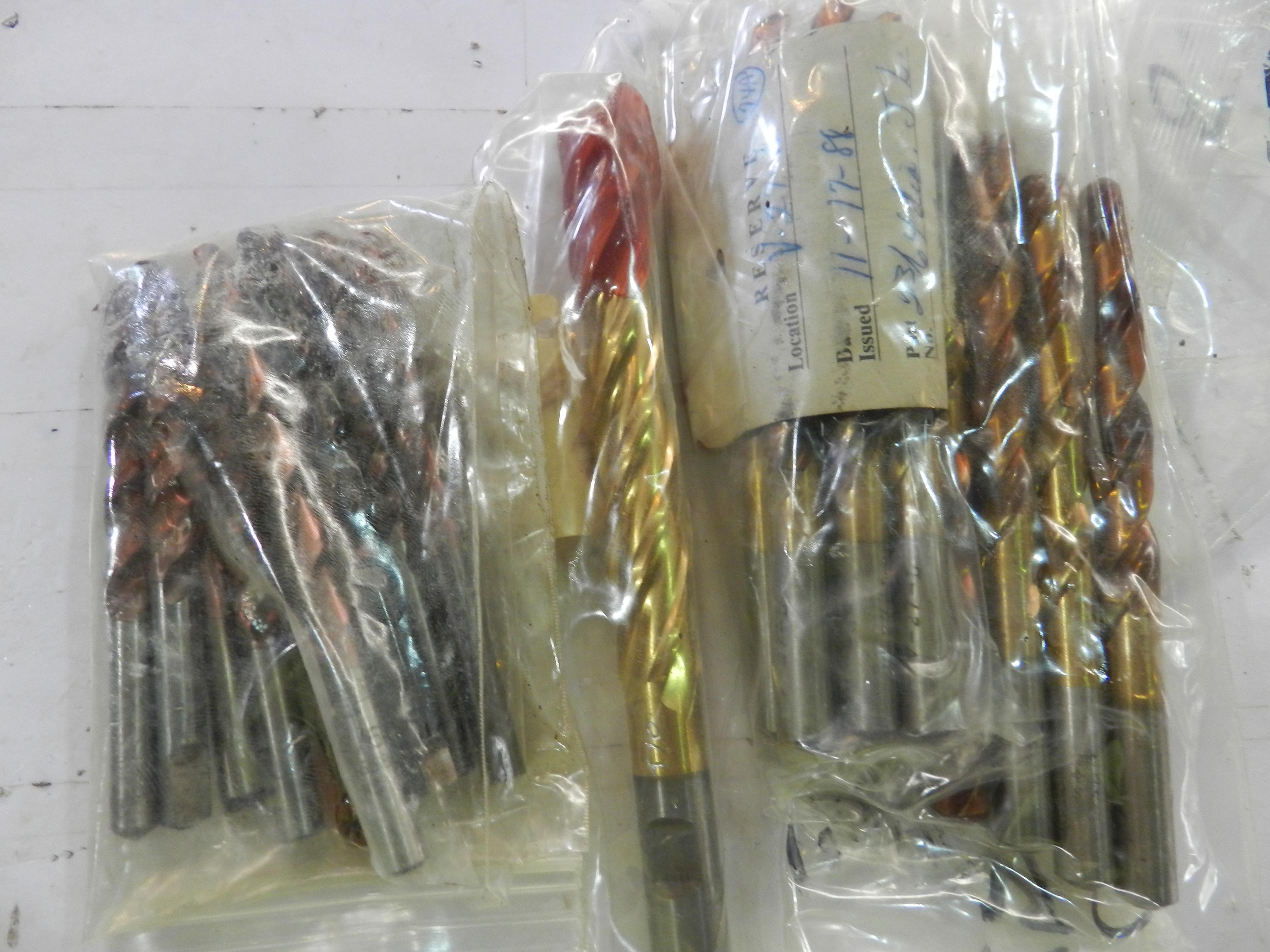 Lot 16 - Lot of 49 - Twist Drill Tooling