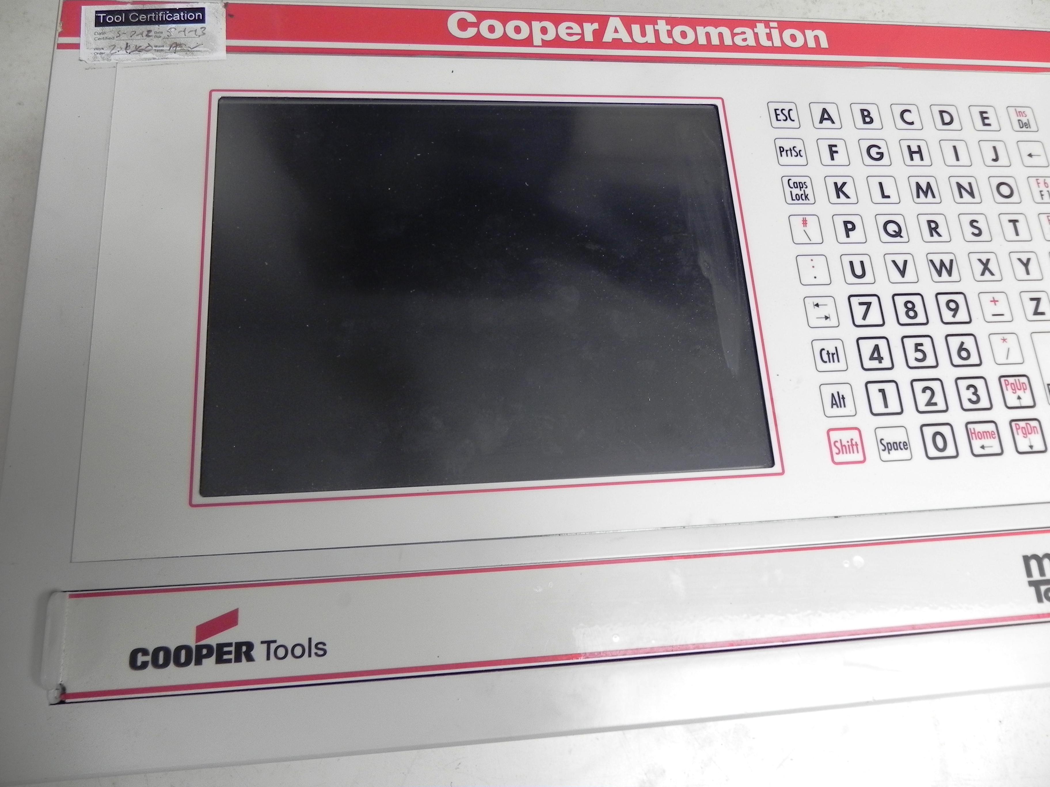 Lot 36 - Cooper Gardner Denver 960800-F Controller-C TFT