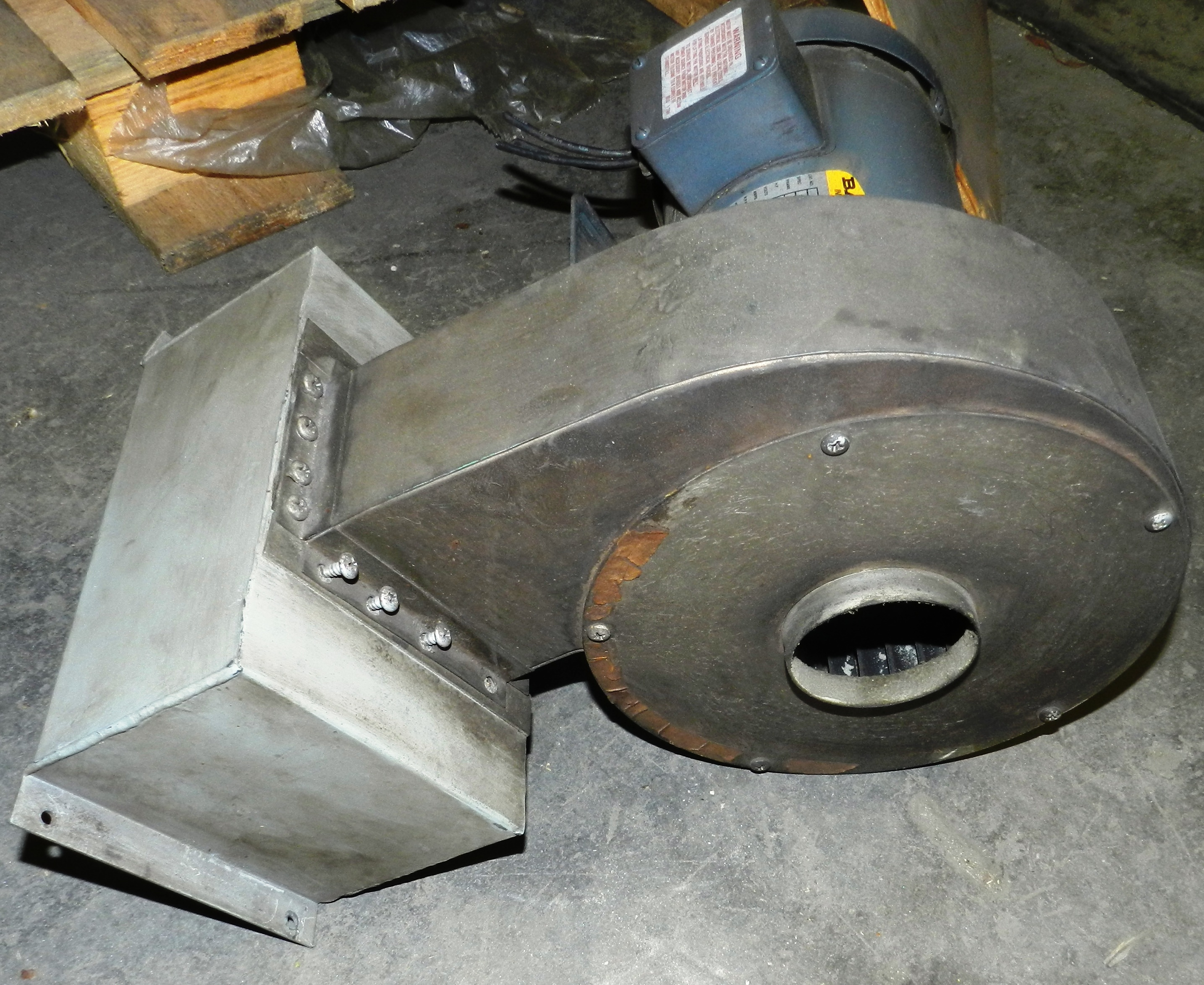 Lot 37 - Baldor 1/3 HP Industrial Motor