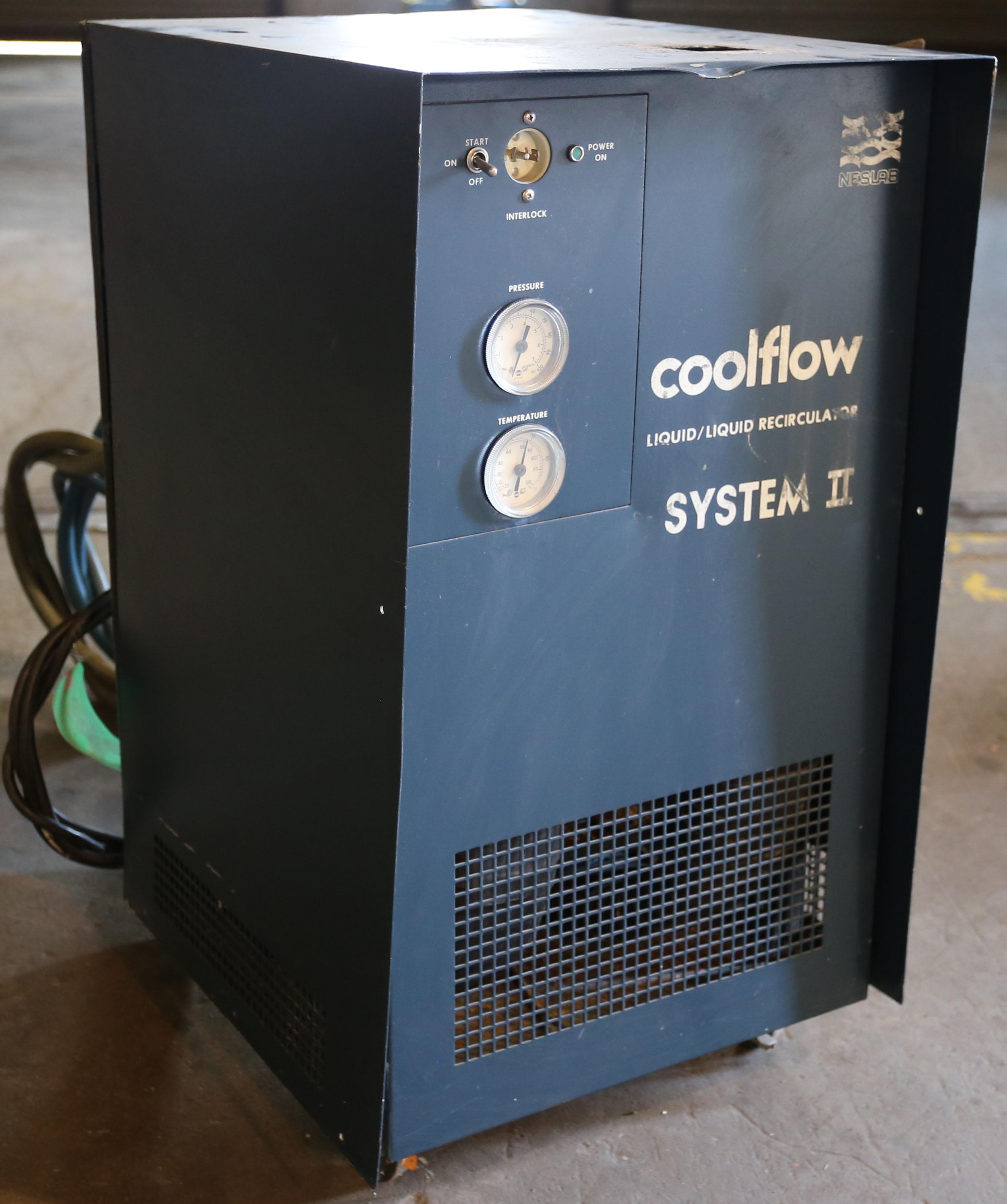 Lot 56 - Neslab System II Water-to-Water Heat Exchanger