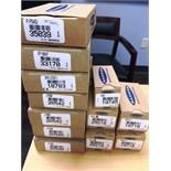 Lot 25 - Lot of 12 Banner Sensors PIPS466, PT300, LR300, MA-34P, MA-34, RS8, SM512DBC,SP100AF