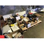 Waste Water Parts Package with Foxboro Flow Controls, Chemical Feed Pump, Drive Chain, and
