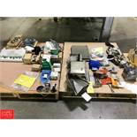 FMC Scale Parts, Vibrating Conveyor Parts with Scale Buckets, Control Boards, Transformer and