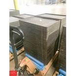"""(108) American Pan Aluminum Sheet Pans , .5"""" x 18"""" x 26"""", with Caterpillar 5,500 LB Capacity"""