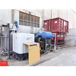 Bulk Bid: Lots 127 to 135- DAF Waste Water Treatment System with S/S Digestor Tank, Sludge Tank,