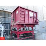 Flo Trend Systems Sludge Tank with Hydraulic Drive Rigging Fee: 3000