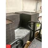 """(106 American Pan Aluminum Sheet Pans , .5"""" x 18"""" x 26"""", with Caterpillar 5,500 LB Capacity"""