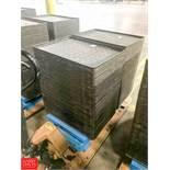 """(96) American Pan Aluminum Sheet Pans , .5"""" x 18"""" x 26"""", with Caterpillar 5,500 LB Capacity"""