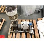 10 HP Ampco Pump Model: SPEZP1-130 SN: SPE-1001-R3-6 Rigging Fee: 75