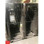 30-Tray Oven Racks Rigging Fee: 90, PLEASE NOTE: Your bids are multiplied by the quantity of this