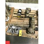Noro Gear Reducing Drives and Motor Rigging Fee: 50