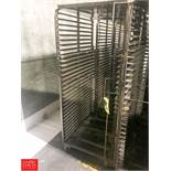 30-Tray Oven Racks Rigging Fee: 50, PLEASE NOTE: Your bids are multiplied by the quantity of this