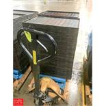 """(108)American Pan Aluminum Sheet Pans , .5"""" x 18"""" x 26"""", with Caterpillar 5,500 LB Capacity"""