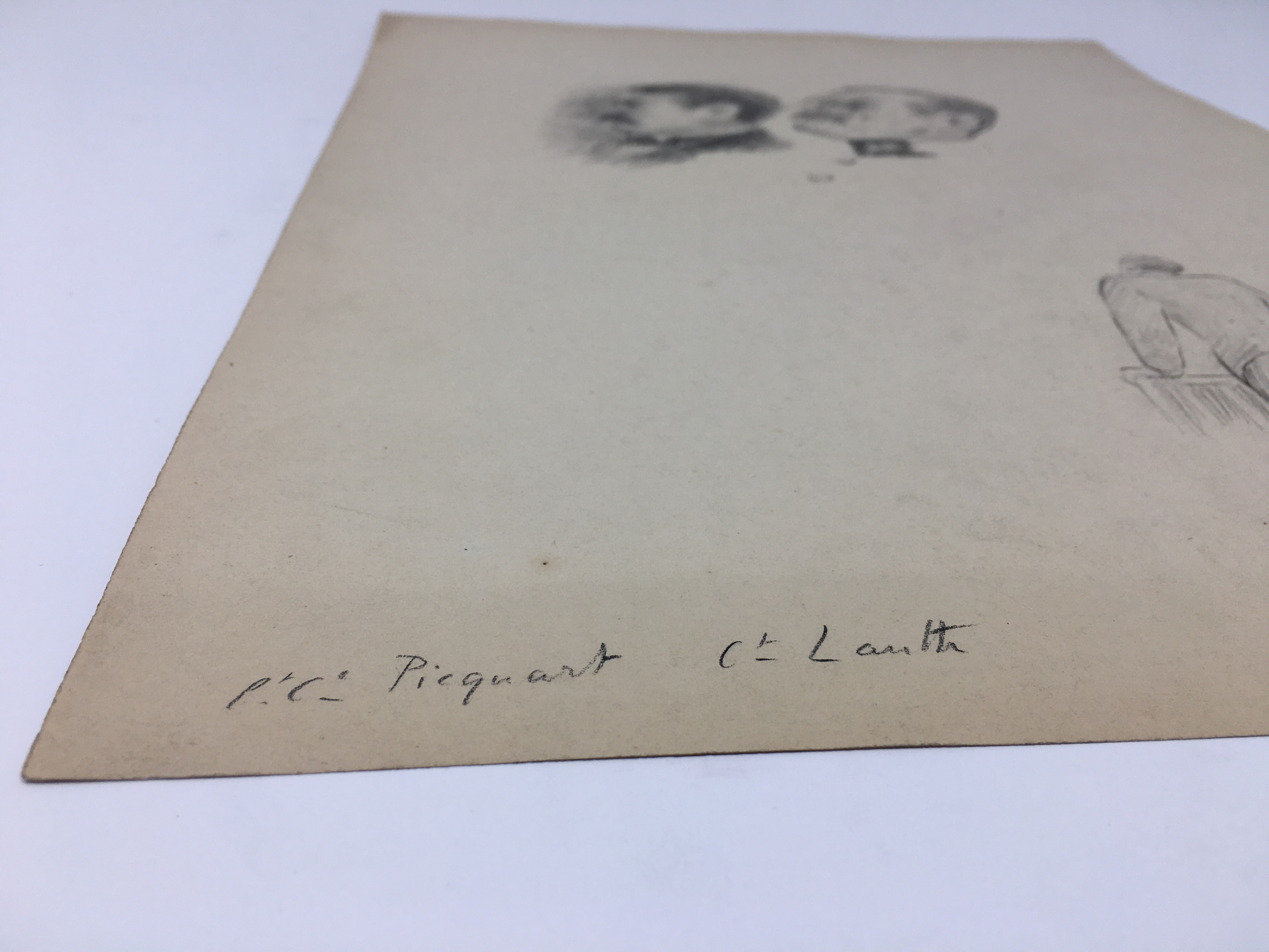 J'Accuse Newspaper, Emile Zola Quote, Signed Dreyfus Portrait, Rare Trial Drawings & Schwartzkoppen - Image 51 of 74