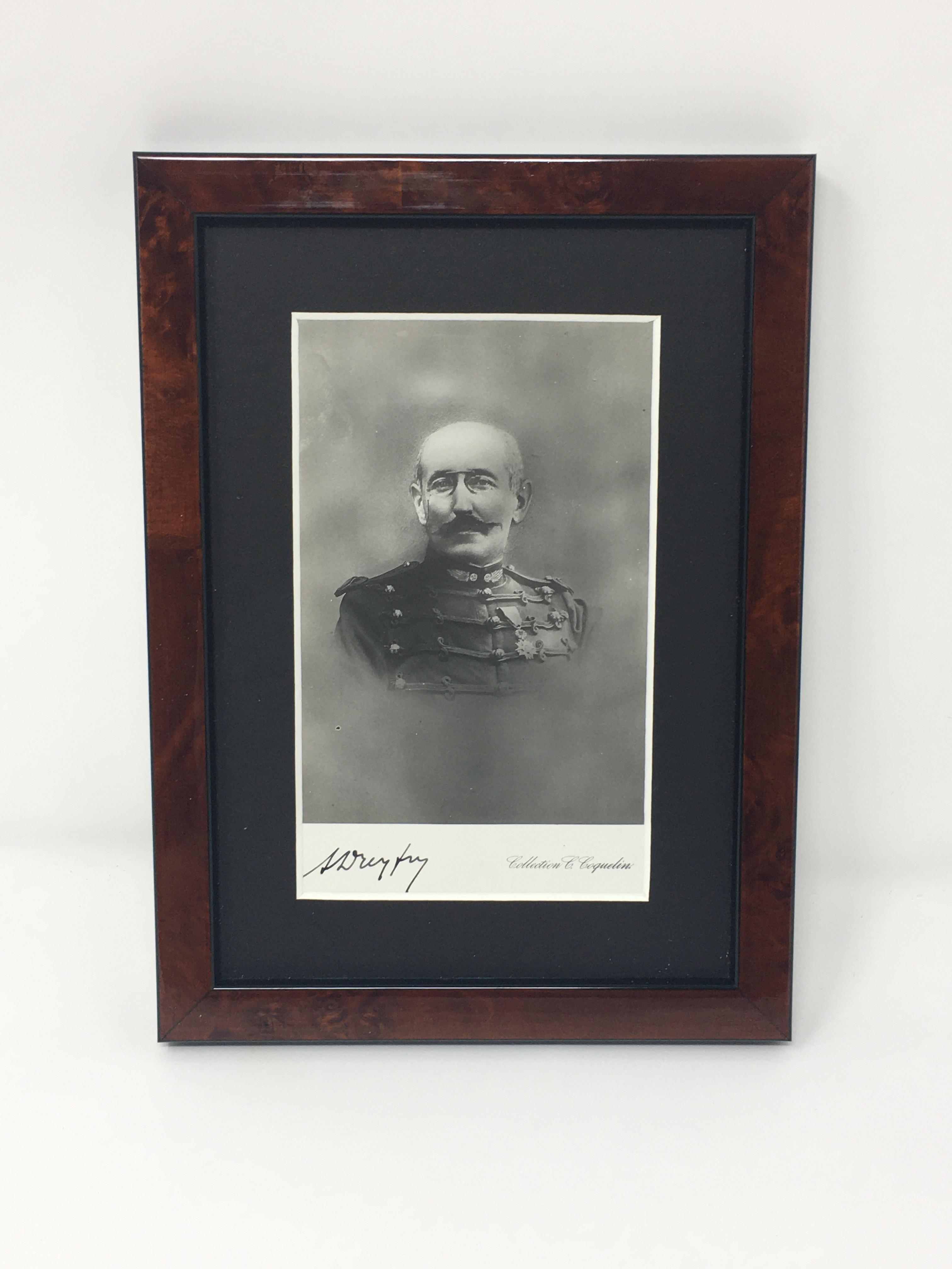 J'Accuse Newspaper, Emile Zola Quote, Signed Dreyfus Portrait, Rare Trial Drawings & Schwartzkoppen - Image 7 of 74