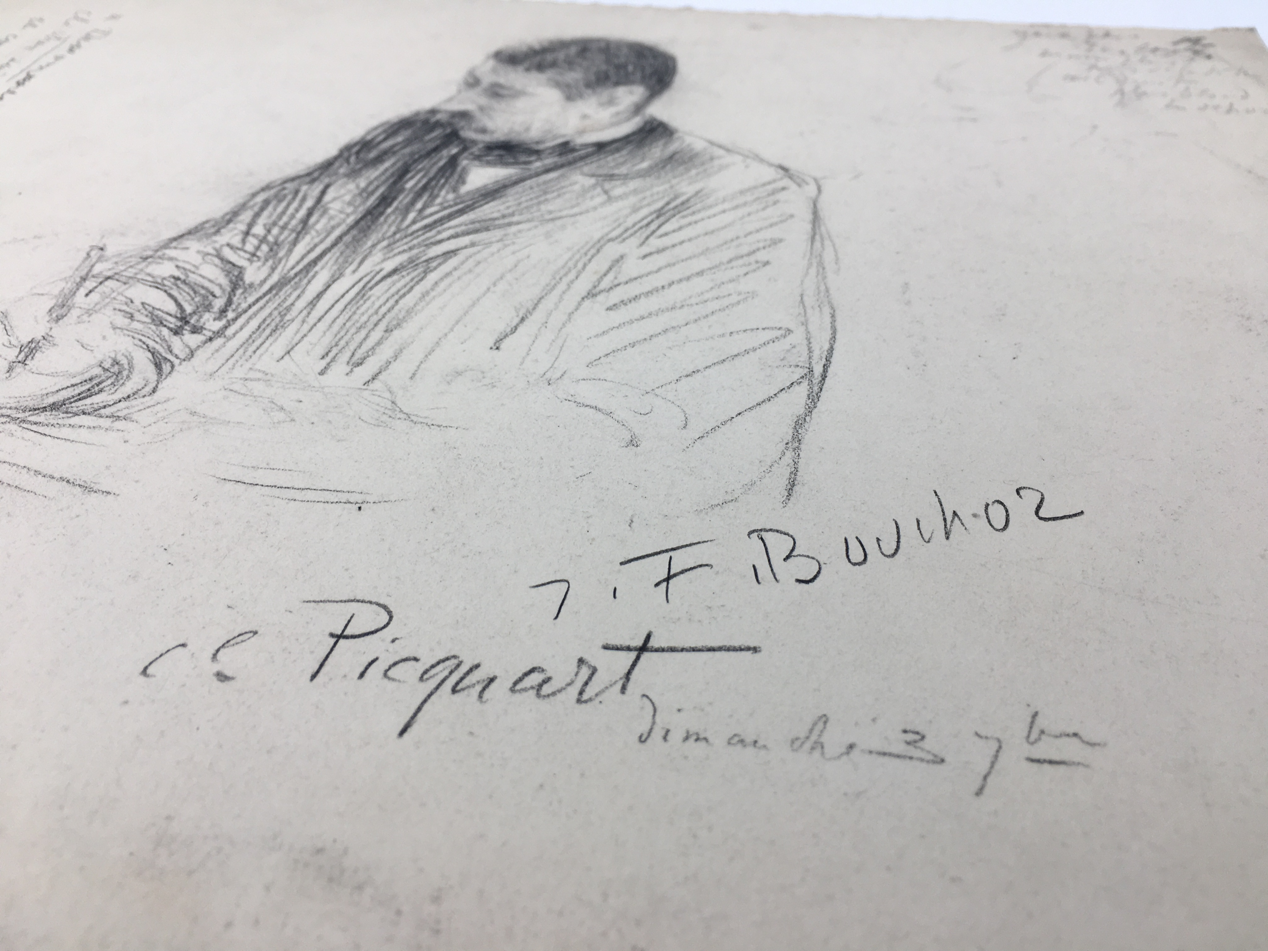 J'Accuse Newspaper, Emile Zola Quote, Signed Dreyfus Portrait, Rare Trial Drawings & Schwartzkoppen - Image 39 of 74