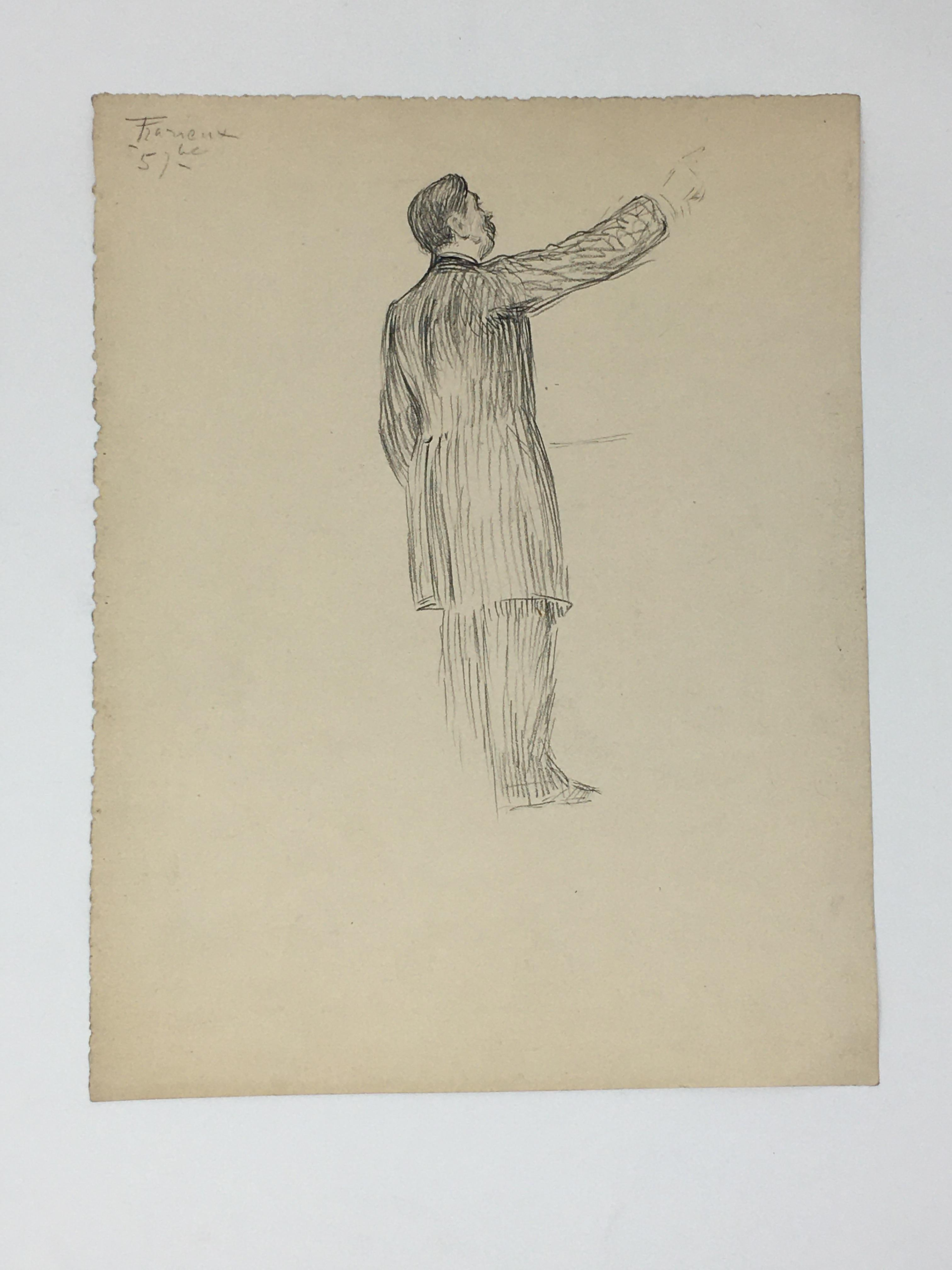 J'Accuse Newspaper, Emile Zola Quote, Signed Dreyfus Portrait, Rare Trial Drawings & Schwartzkoppen - Image 70 of 74