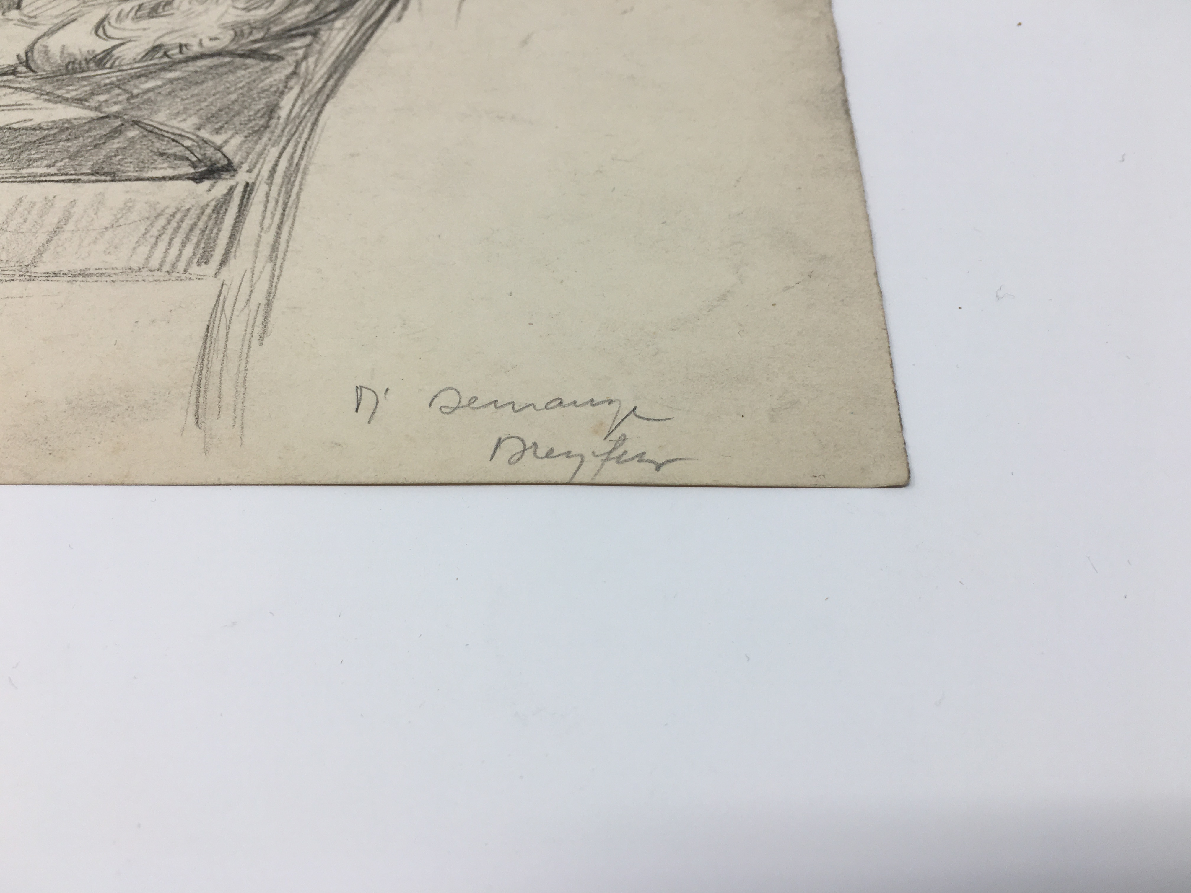 J'Accuse Newspaper, Emile Zola Quote, Signed Dreyfus Portrait, Rare Trial Drawings & Schwartzkoppen - Image 22 of 74