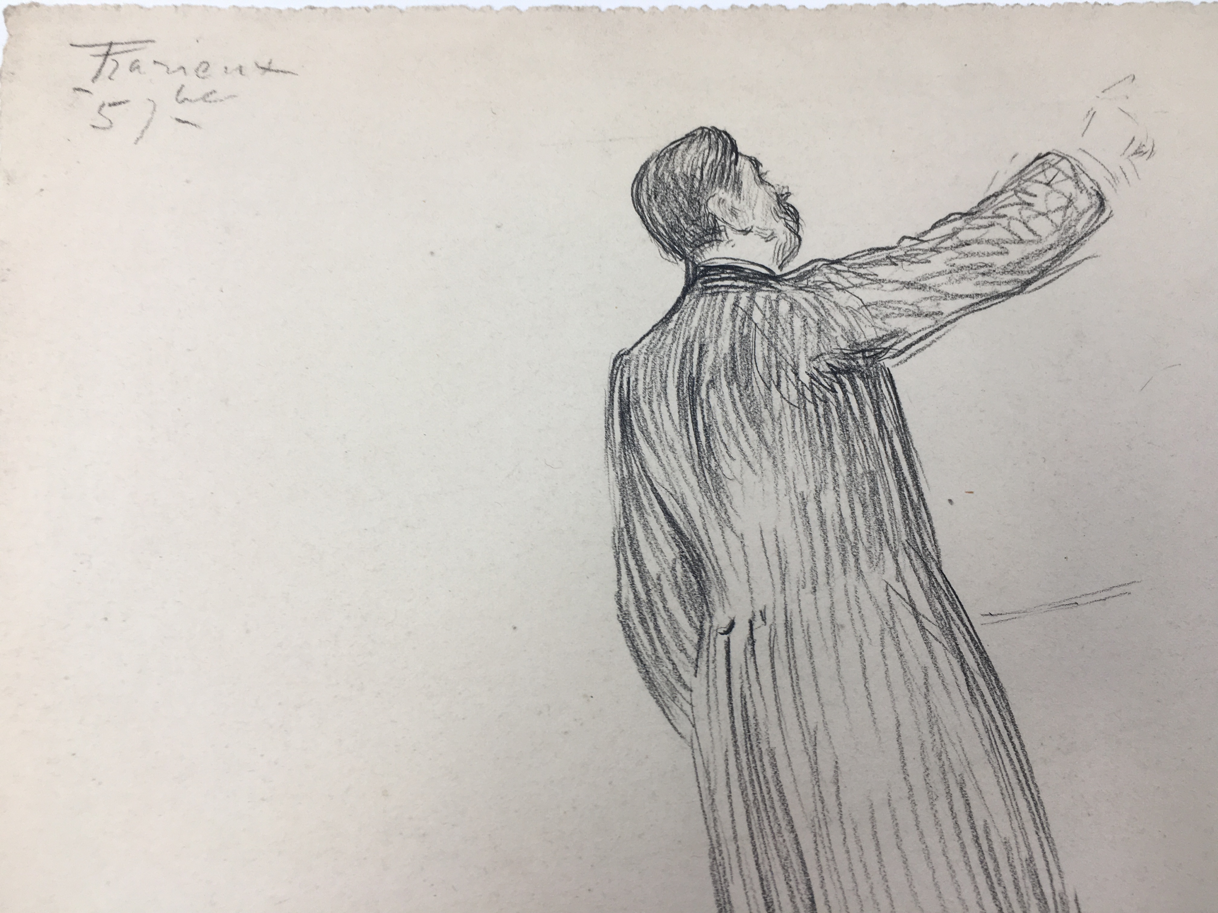 J'Accuse Newspaper, Emile Zola Quote, Signed Dreyfus Portrait, Rare Trial Drawings & Schwartzkoppen - Image 72 of 74