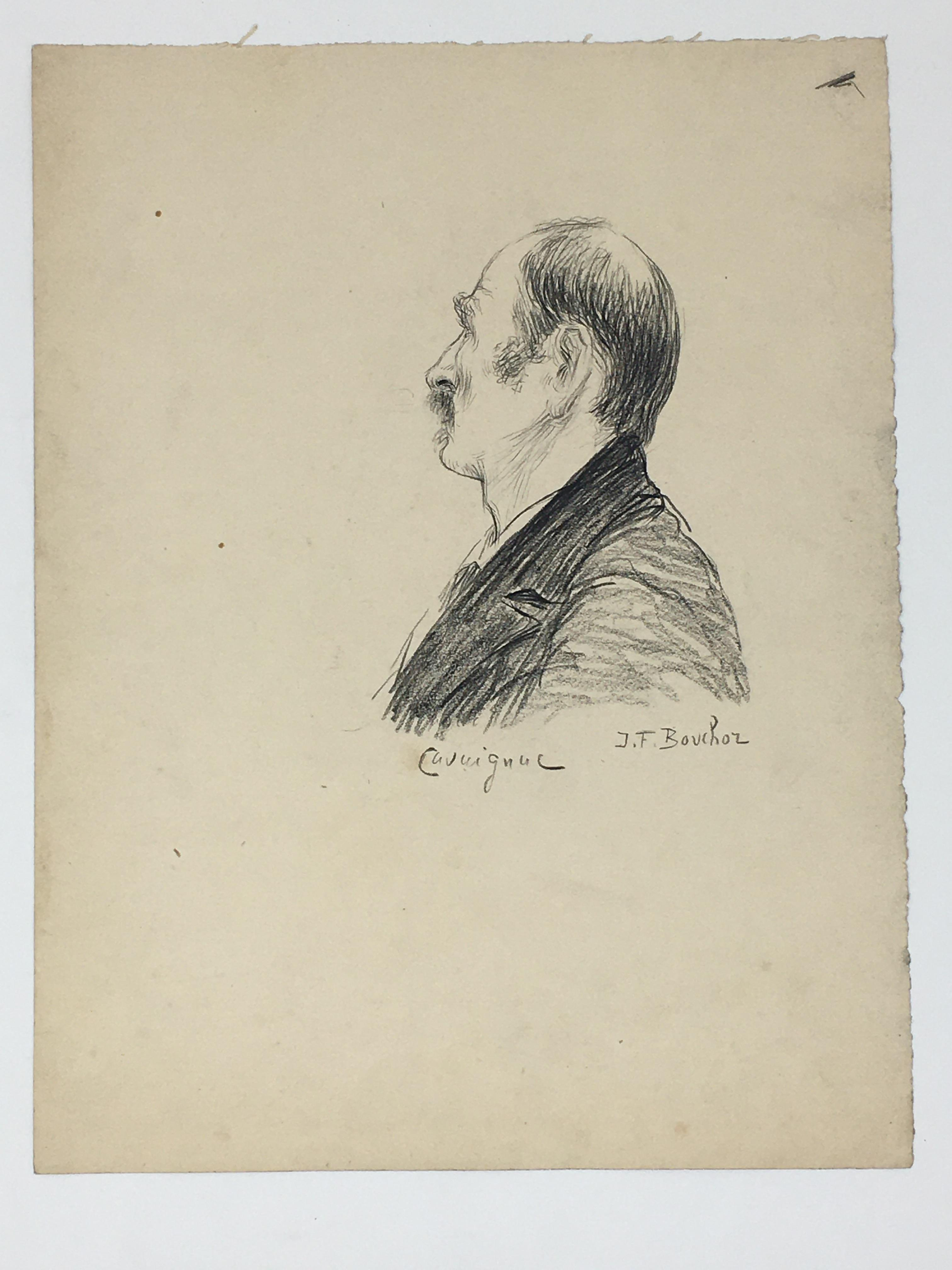 J'Accuse Newspaper, Emile Zola Quote, Signed Dreyfus Portrait, Rare Trial Drawings & Schwartzkoppen - Image 44 of 74