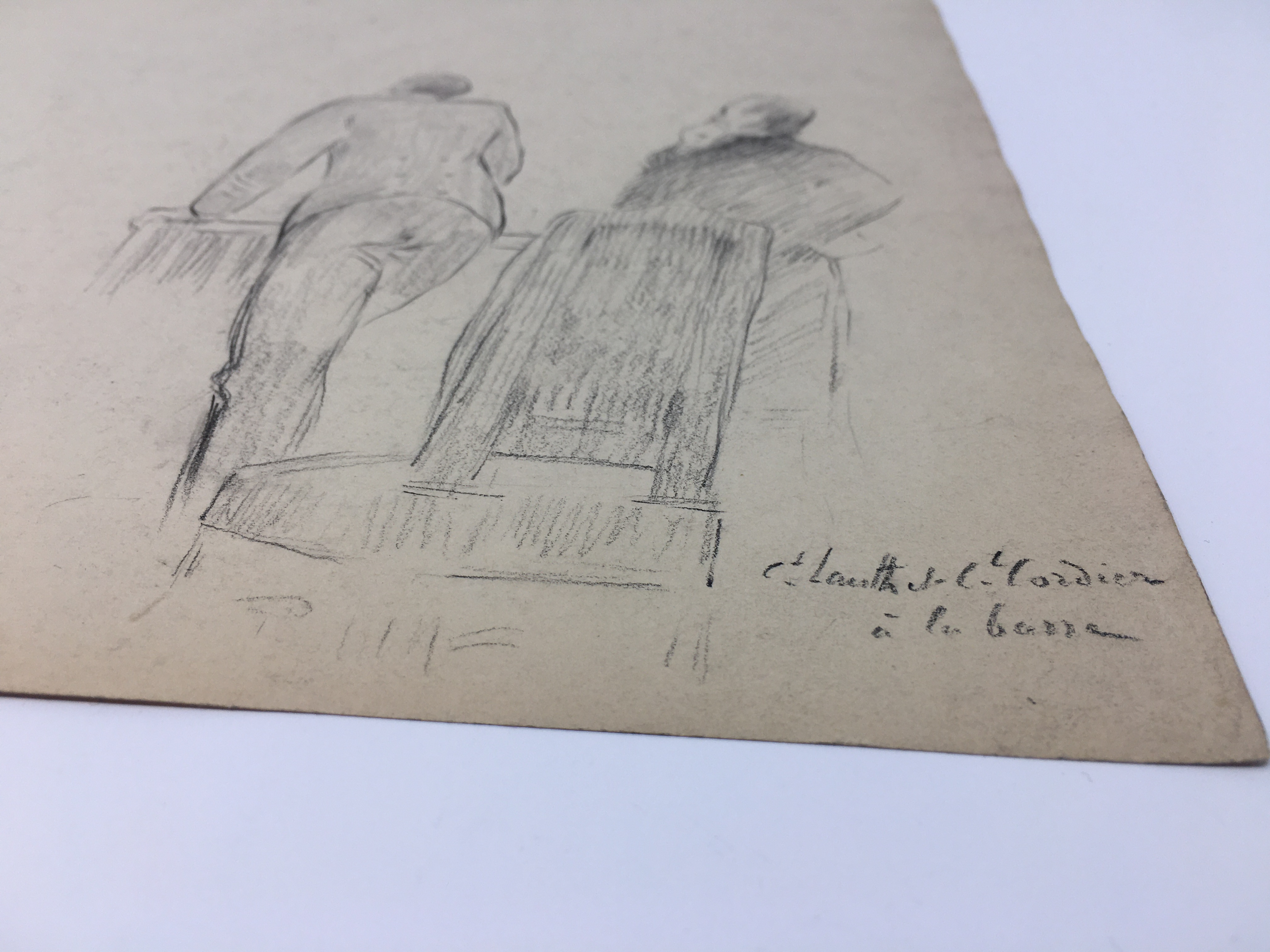 J'Accuse Newspaper, Emile Zola Quote, Signed Dreyfus Portrait, Rare Trial Drawings & Schwartzkoppen - Image 52 of 74