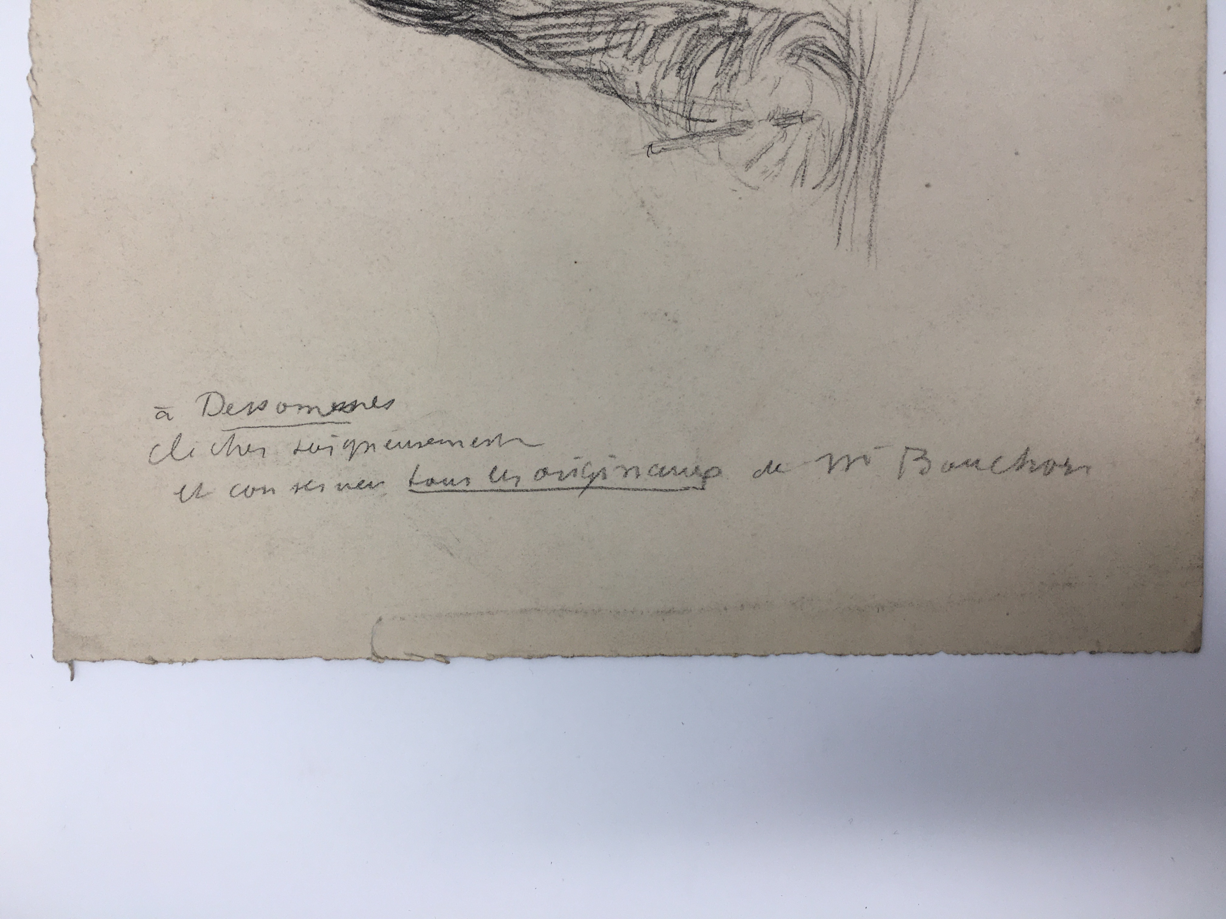 J'Accuse Newspaper, Emile Zola Quote, Signed Dreyfus Portrait, Rare Trial Drawings & Schwartzkoppen - Image 42 of 74