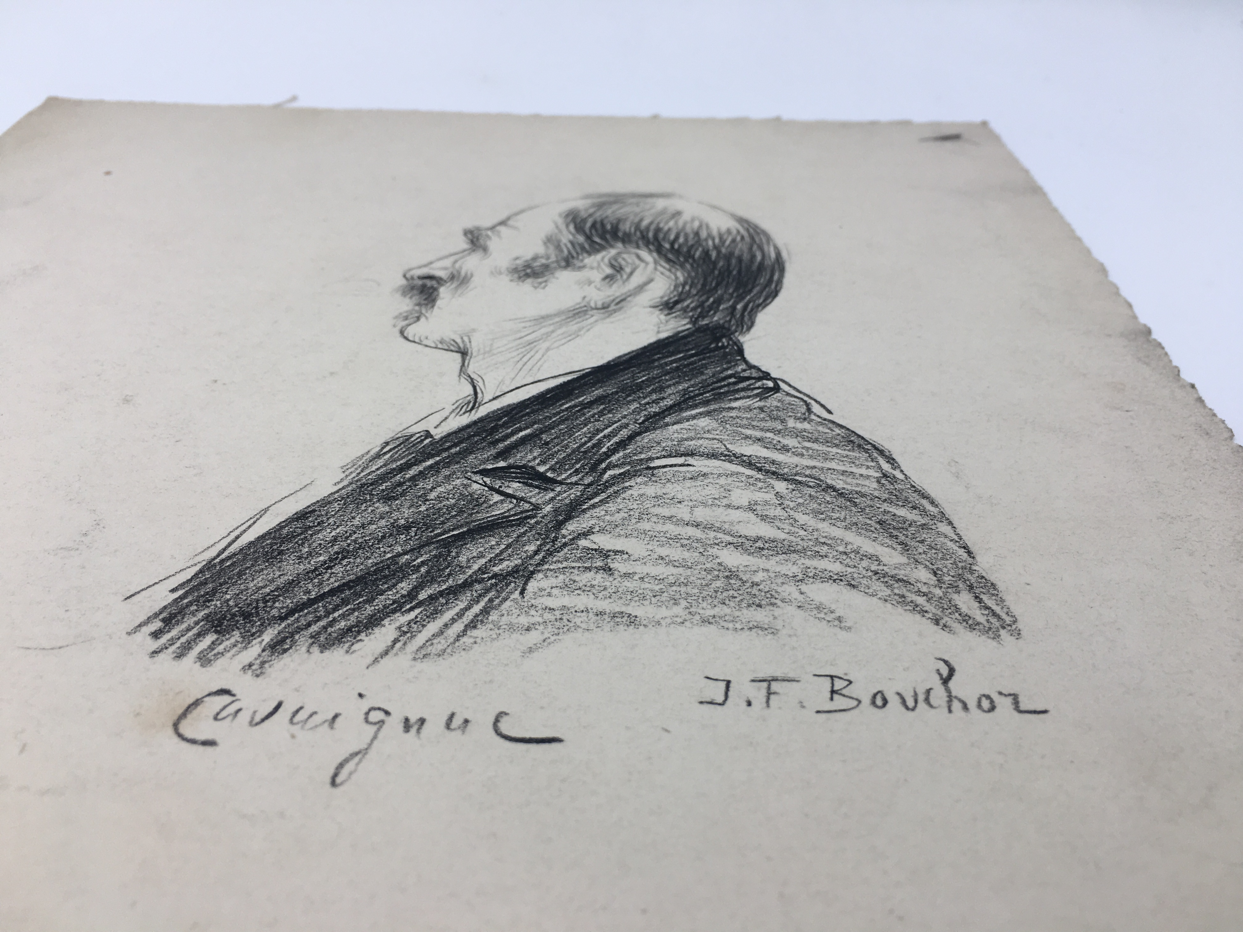 J'Accuse Newspaper, Emile Zola Quote, Signed Dreyfus Portrait, Rare Trial Drawings & Schwartzkoppen - Image 46 of 74
